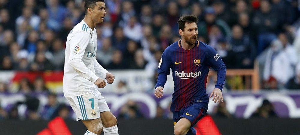 """""""Sunt doi extraterestri, dar sunt complet diferiti!"""" Care este asemanarea INCREDIBILA dintre Messi si Ronaldo"""