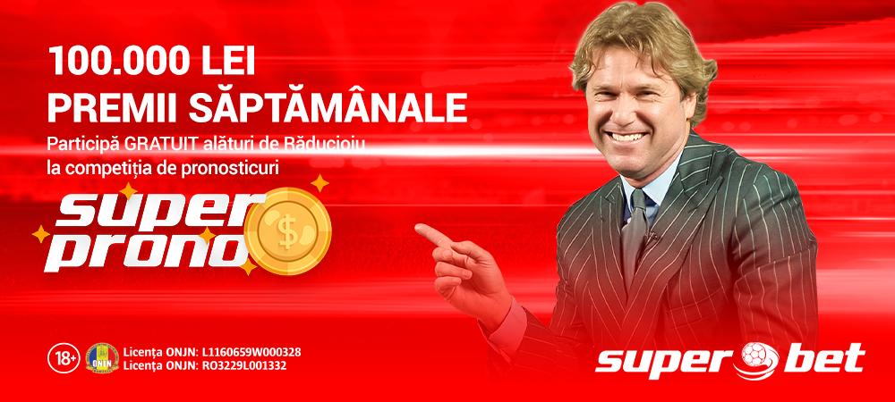(P) 200.000 lei premii suplimentare săptămâna aceasta în concursul SuperProno! Plasează gratuit pronosticurile tale pe Atletico-Barca!