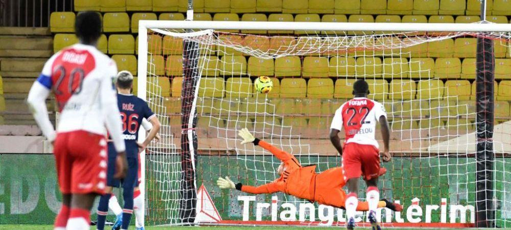 Lovitura monstruoasa pentru seicii miliardari! PSG a avut 2-0 dupa golurile lui Mbappe, dar Monaco a DISTRUS-O dupa pauza