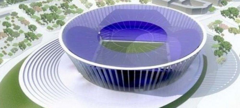 Un stadion SIMBOL al Romaniei ar putea fi demolat! Arena de 100 de milioane in oras. Totul a fost dezvaluit