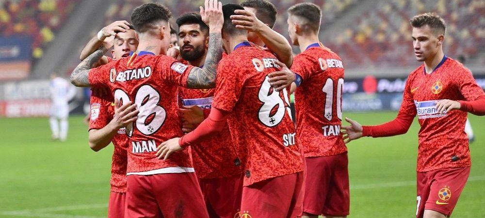 3 dintre 'perlele' lui Becali, in topul celor mai buni fotbalisti U23 din Liga 1! Craiova si CFR Cluj, pe podium! Cine este cel mai bine cotat