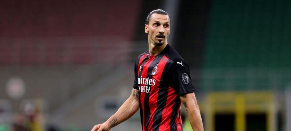 "Francesco Totti, impresionat de Zlatan Ibrahimovic! ""Sa zicem ca tu poti juca intr-un picior, acum"""