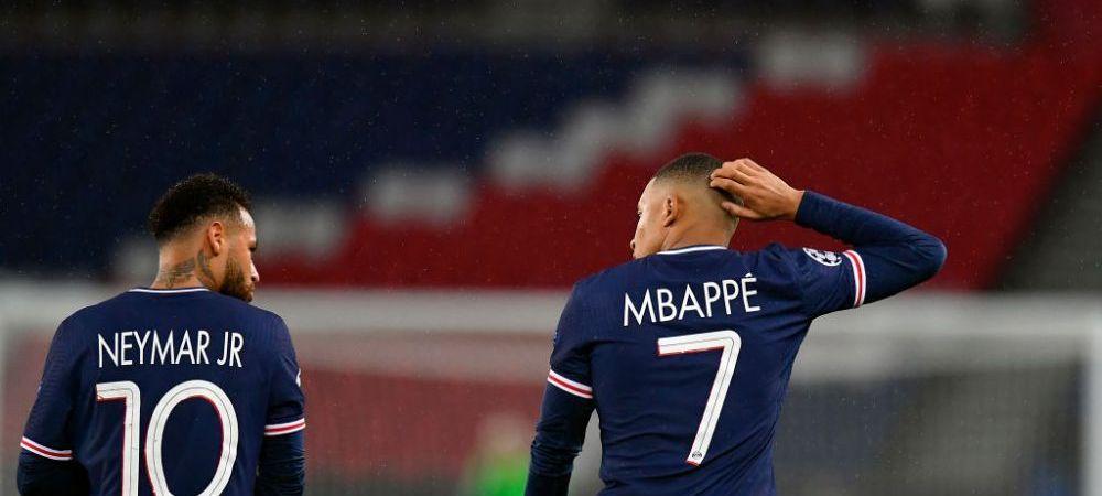 PSG, obligata sa aleaga intre Mbappe si Neymar! LOVITURA la care unul dintre staruri nu se astepta! Care ar fi alegerea seicilor