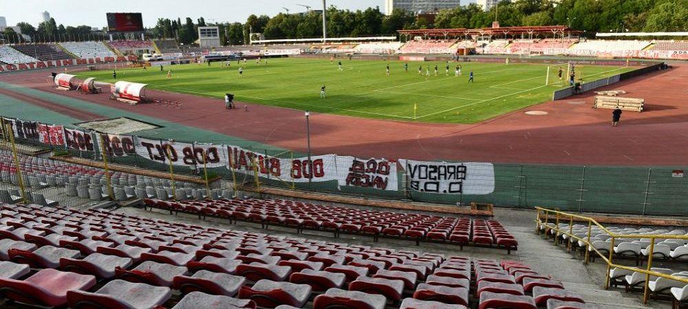 Arena de 100 de milioane de euro pentru Dinamo! Detalii de ULTIMA ORA privind noul stadion din Stefan cel Mare