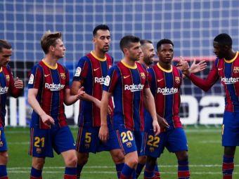 COSMARUL continua pentru Barcelona dupa meciul cu Atletico! Dupa Pique si Sergi Roberto, inca un jucator important s-ar fi accidentat