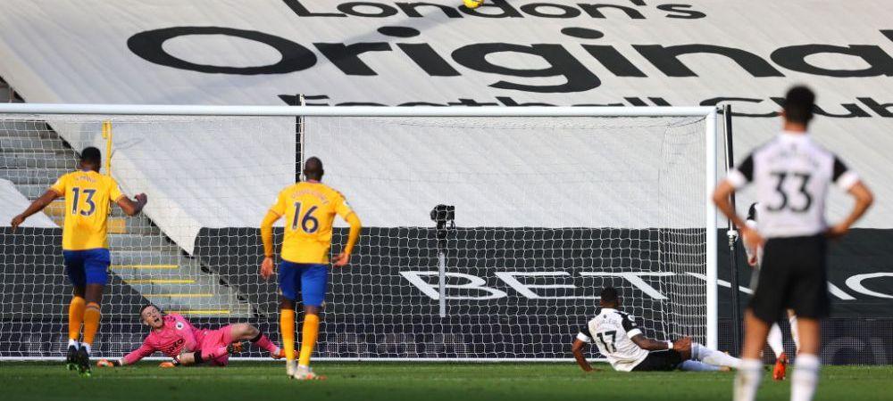 S-a impiedicat de propriul picior fix inainte sa execute penalty-ul! Ce a iesit e DEZASTRU! Ratarea care a costat-o pe Fulham