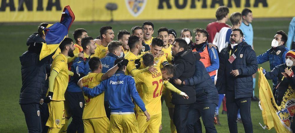 Romania U21, in a treia urna pentru tragerea la sorti a grupelor pentru EURO U21!Cand are loc tragerea la sorti