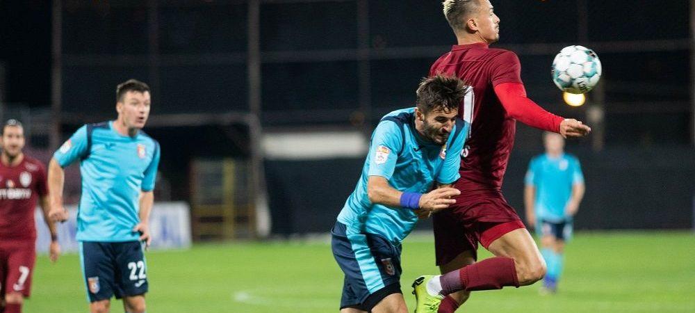 Chindia Targoviste 1-2 Sepsi Sf. Gheorghe| Fluier FINAL! Sepsi reuseste sa intoarca rezultatul dupa pauza si este din nou pe loc de playoff