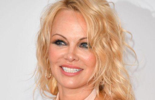 """S-a ingrasat sau nu in carantina Pamela Anderson? Cat de """"pufoasa"""" e vedeta din Baywatch. Poza care spune totul"""