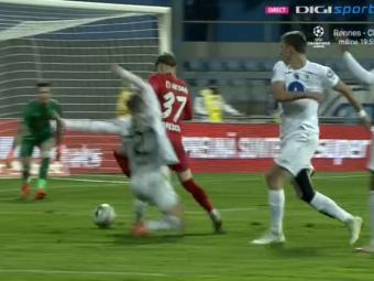 "Ronaldo de la Medias a luat foc dupa penalty-ul primit de FCSB! ""Daca trebuia sa castige FCSB, puteau sa ne spuna!"""