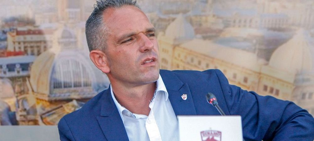 """Cortacero ii baga pe dinamovisti in sedinta in decembrie! Incurajari de la un fost jucator: """"Sigur au un plan si o vor scoate la capat"""""""