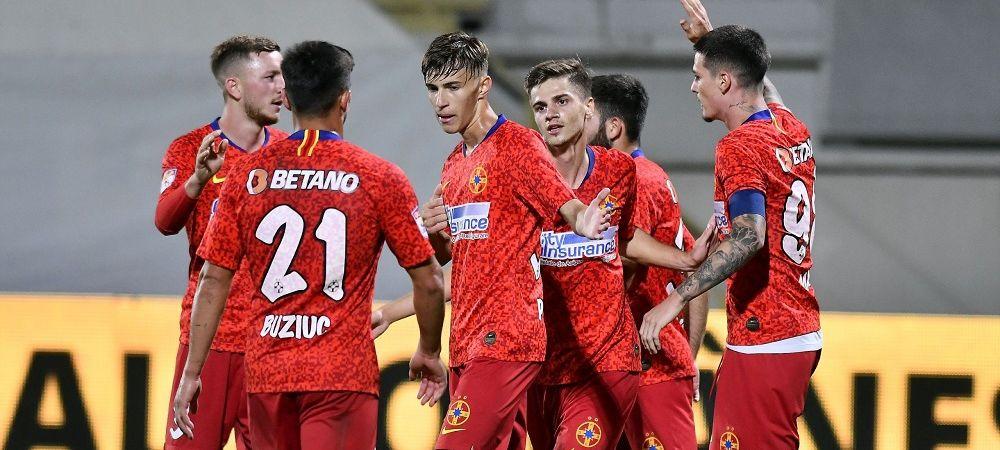 """Cornel Dinu, impresionat de un jucator de la FCSB! """"E mult mai talentat decat Buziuc sau Bus!"""" Cu ce legenda a lui Dinamo l-a comparat"""