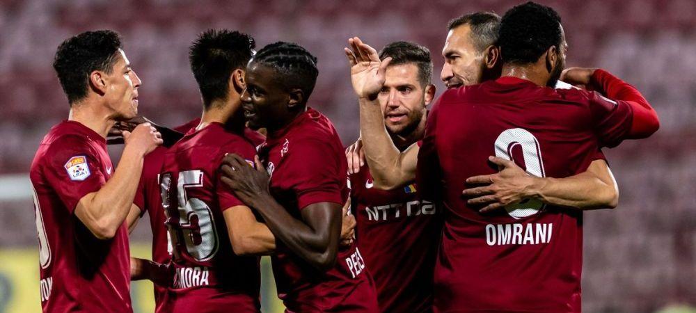 Ce jucatori va arunca in lupta Dan Petrescu in returul cu AS Roma! Cum poate arata primul 11 al CFR-ului