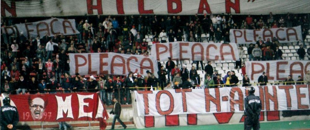 Dinamovistii cer interventia urgenta a AMBASADORULUI Spaniei si il ameninta pe Cortacero! Protest UNIC pentru a-l SCOATE din club