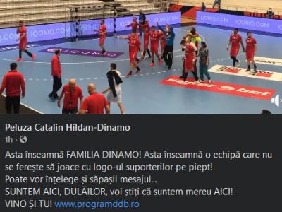 Pana si canalul OFICIAL DE FACEBOOK al lui Dinamo il distruge pe Cortacero si pe noii sefi! Ce mesaj au distribuit