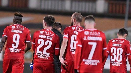 Dinamo, solutie DISPERATA pentru a nu pierde partida cu Viitorul din Cupa Romaniei! La cine vor apela pentru a avea staff medical la meci