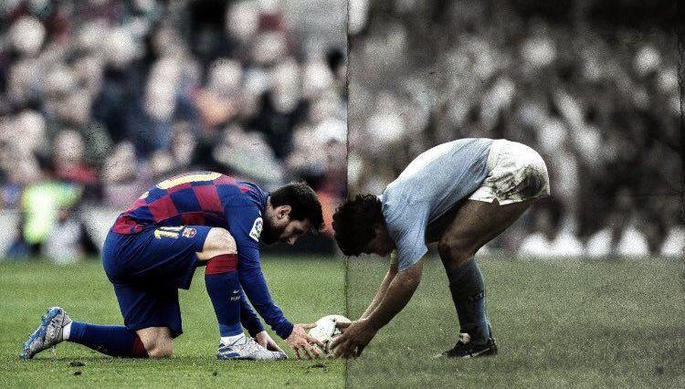 Reactia lui Messi la vestea care a ZGUDUIT FOTBALUL MONDIAL! Ce a postat dupa MOARTEAlui Diego Maradona