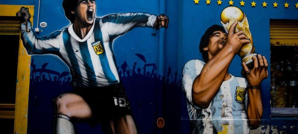 """""""Nu conteaza ce ai facut cu viata ta, ci ce ai facut cu vietile noastre!"""" :( Mesajul emotionant al lui Guardiola pentru Maradona"""