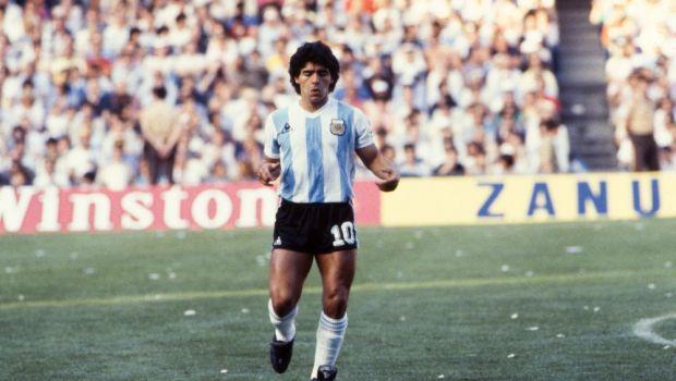 """Dezvaluirile IMPRESIONANTE ale lui Aurel Ticleanu despre Maradona: """"Pe tunel m-a recunoscut, a venit la mine si m-a imbratisat!"""""""