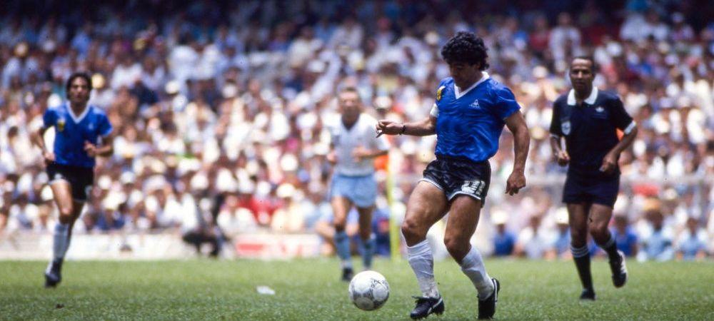 """""""A existat un rege, Pele, apoi un zeu, Diego!"""" Mesajul presedintelui Frantei i-a impresionat pe argentinieni! Cu ce l-a comparat Macron pe Maradona"""