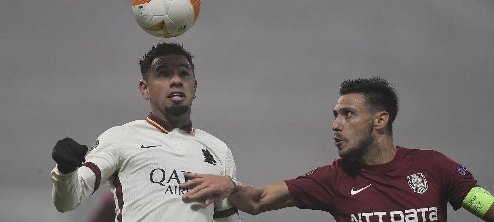 """""""Putem sa ii batem!"""" Fotbalistii lui Petrescu, increzatori si dupa INFRANGEREA cu Roma! Cum vad sansele la calficare in primavara europeana"""