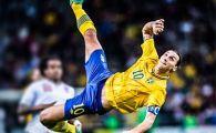 Revine Zlatan la nationala? Ce au discutat selectionerul Suediei si veteranul de 39 de ani! Ne-am pus de acord!