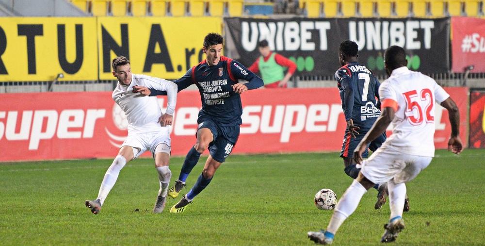 Chindia - FC Hermannstadt, LIVE de la 18:00   Incep 16-imile Cupei Romaniei! Progresul Spartac - Universitatea Craiova, LIVE de la 20:45   Programul complet