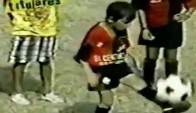 Poveste URIASA despre Messi si Maradona! Leo avea doar sase ani cand a facut asta! Destinul a facut sa se intalneasca in acel moment