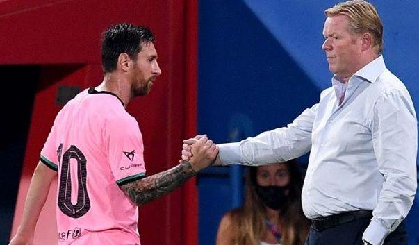 Koeman a acceptat sa-si micsoreze salariul! Conducerea Barcelonei incearca sa-i convinga acum pe jucatori! Motivul pentru care Messi a fost surprins afectat la antrenamente