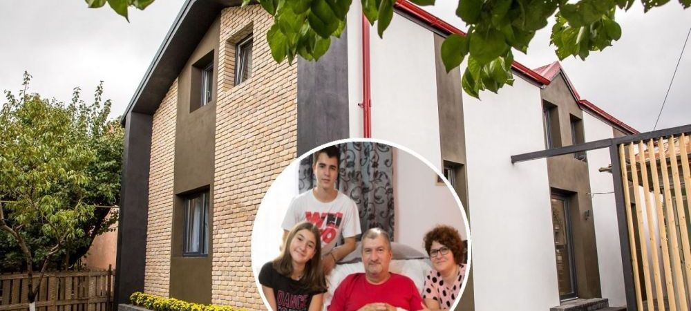 FOTO Cum am împlinit visul familiei Iakab în doar două săptămâni