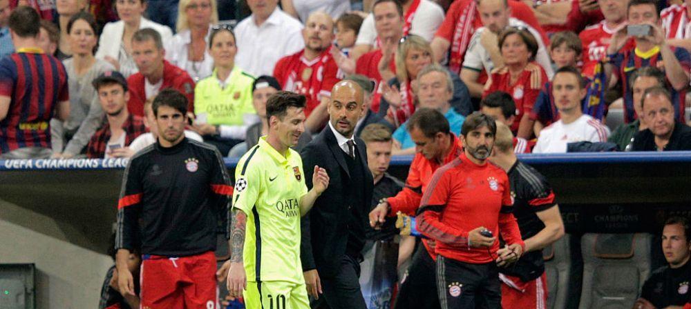 Guardiola are concurenta serioasa pentru Messi! Presa din Anglia anunta ca Chelsea este interesata de starul argentinian!