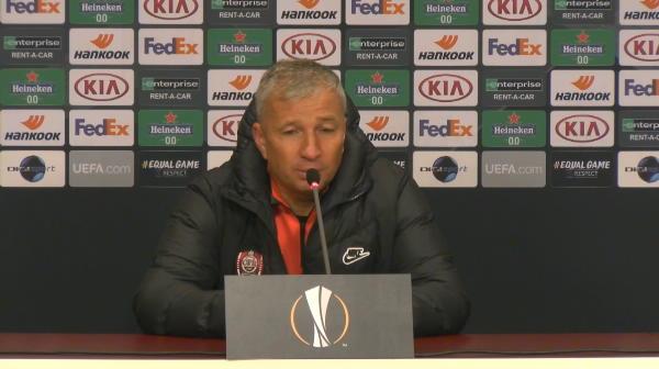 """""""Ce pretentii sa mai ai dupa un gol marcat de noi, iar altul de arbitru?"""" Dan Petrescu a facut calculele calificarii in primavara europeana"""