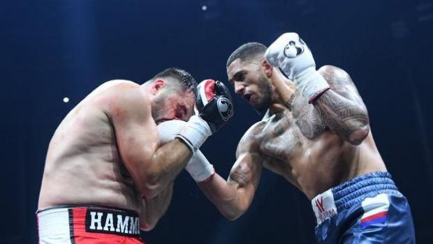 """Cristian """"Hammer"""" Ciocan, infrangere la puncte contra campionului olimpic de la Rio! Adversarul sau era mai inalt cu 12cm"""