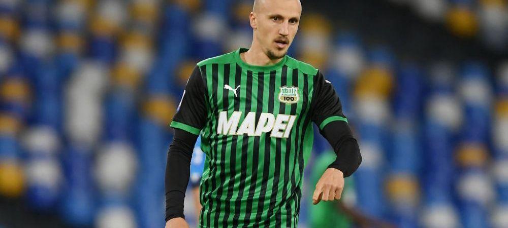 GHINION TERIBIL pentru Vlad Chiriches in Serie A! Si-a trimis mingea in propria poarta la meciul cu Inter si a iesit ACCIDENTAT de pe teren