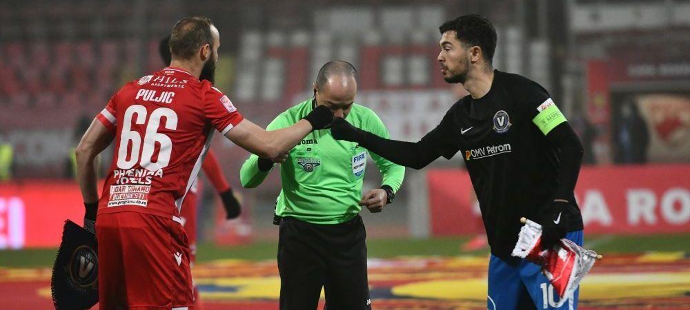 Nu as vrea sa vorbesc, as da in antrenor si nu vreau asta! Iancu, reactie SOC dupa 0-3 cu Dinamo!