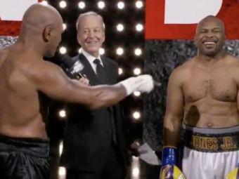 """Schimb de replici GENIAL intre Tyson si reporter: """"De ce tot il intrebati cum se simte? Nu intereseaza pe nimeni de fundu' meu?"""""""