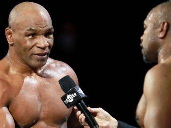 """Cat a castigat Tyson din lupta cu Roy Jones Jr. Unde vor merge banii si ce a declarat sportivul: """"Nimeni sa nu creada ca ma imbogatesc!"""""""