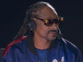 """""""Parca-s unchii mei cand se bat la gratar!"""" Snoop Dogg a comentat gala lui Tyson si a RUPT internetul! Cele mai amuzante replici ale cantaretului"""