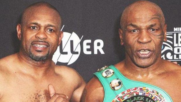 Asta da revenire! Tyson si-a DOMINAT adversarul, iar cifrele spun totul! Cati pumni a trimis sportivul de 54 de ani