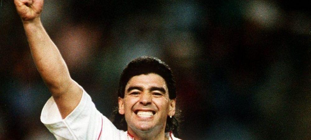 """Koeman, dezvaluiri despre Maradona! Cum l-a impresionat D10S pe antrenorul Barcelonei. """"Facea o gramada de lucruri la incalzire!"""""""