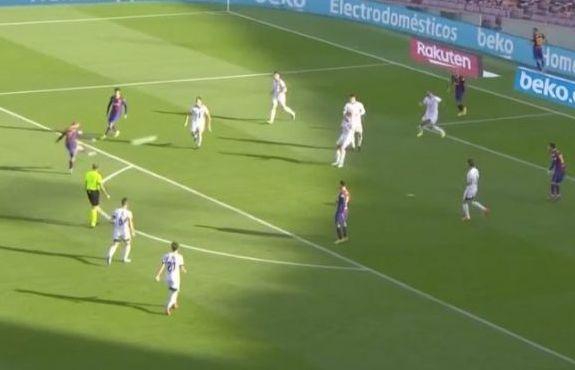 A dat sa RUPA poarta! Gol de pe alta planeta marcat de Antoine Griezmann! Cum a celebrat francezul golul :)