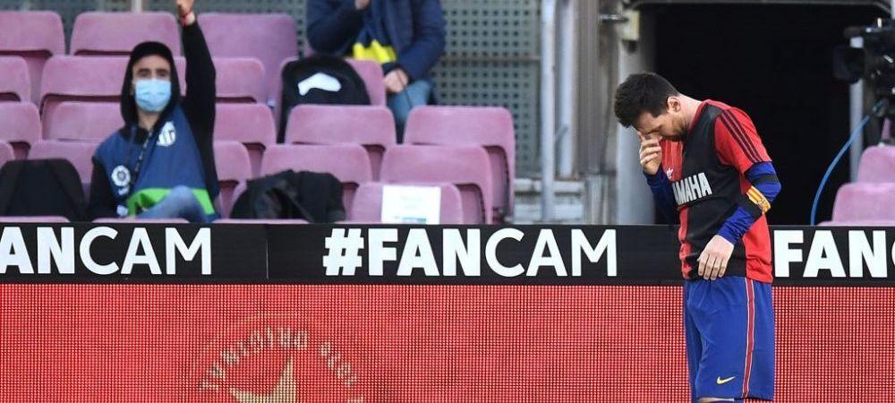 VIDEO   Omagiul PERFECT adus de Messi lui Maradona! A inscris un gol SUPERB, apoi a mers spre camera si a facut asta