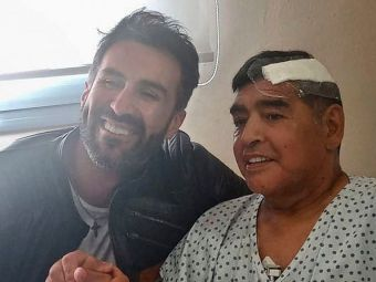 """Doctorul acuzat dupa moartea lui Maradona a dat PRIMA DECLARATIE! Ce a putut sa spuna, printre lacrimi: """"Am facut tot si chiar mai mult. Nu-mi reprosez nimic!"""""""