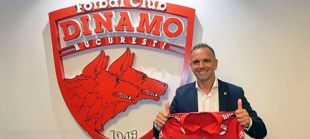 Antrenor SPECTACOL pentru Dinamo! Cortacero ar fi convins un nume important din Spania sa-i ia locul lui Contra: il vrea pe Paco Jemez