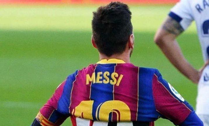 Golul dedicat lui Maradona este si mai special! Messi a mai stabilit un record in Europa! Leo este acum pe urmele lui Pele!