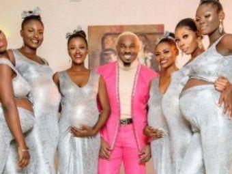 Incredibil! Barbatul care s-a dus la nunta cu cele 6 iubite ale sale, toate insarcinate! A facut SPECTACOL si i-a suparat pe miri