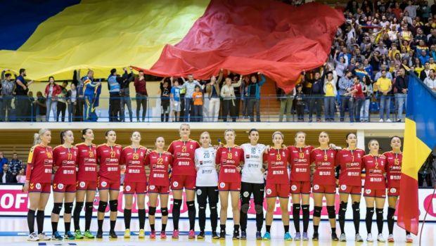 Inca un caz de Covid-19 la nationala de handbal feminin a Romaniei! Anuntul facut de FRH