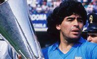 E oficial! Stadionul din Napoli se va numi Diego Armando Maradona! Primarul orasului a facut marele anunt