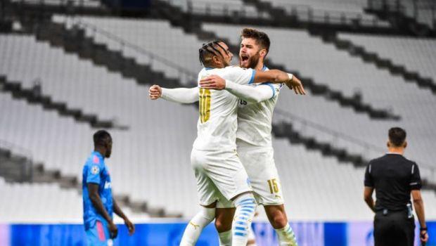BLESTEMUL s-a terminat! Prima victorie in Champions League pentru Marseille dupa 13 infrangeri consecutive! Au fost 8 ani de batai