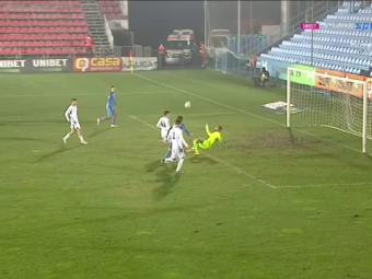 FC Voluntari 3-3 Academica Clinceni. NEBUNIE in prelungiri! Rusescu a marcat din nou! Clinceni e la un punct de CFR